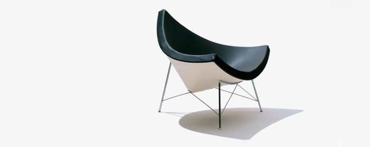 Nelson Coconut - Lounge Chair - Herman Miller #furniture #modern