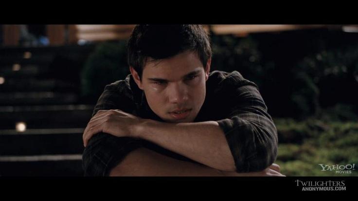 Sad Jacob :( Breaking Dawn
