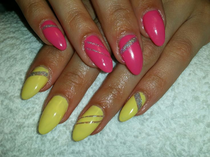 Krisztina by nails for Dominika