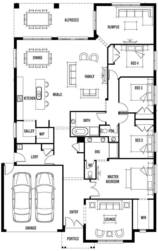 Porter Davis Homes - House Design: Vermont