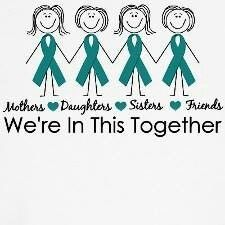 Stand strong & raise awareness on Ovarian cancer