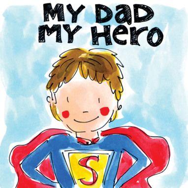 Mijn vader, mijn superheld- Greetz
