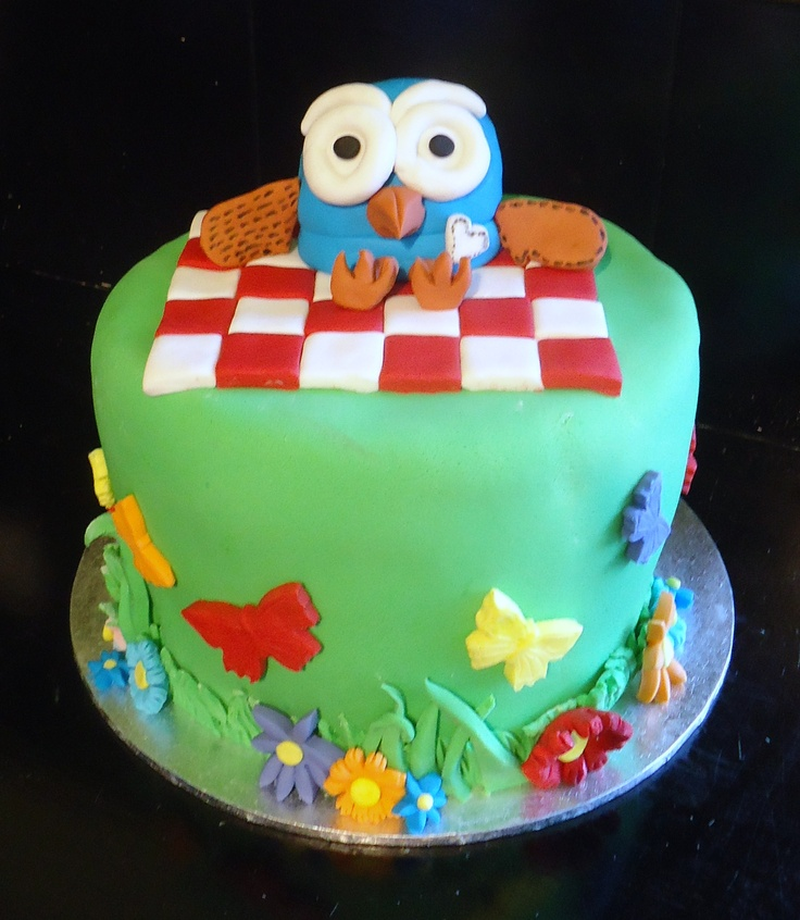 Hoot (from ABCKids Giggle and Hoot)