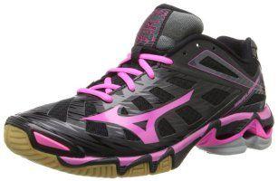 Mizuno Women's Lightning RX3 Wave Volley Ball Shoe