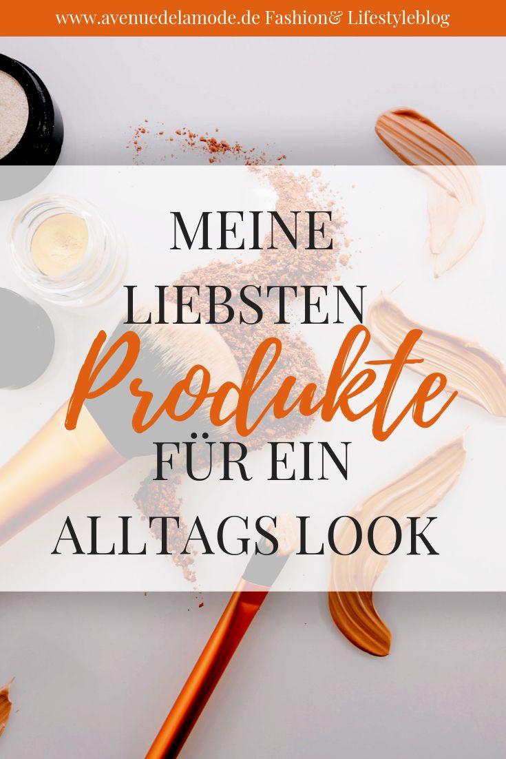 Meine Lieblingsschönheitsprodukte für den Alltag   – BLOGGED – Avenue de la Mode – Fashion Blog