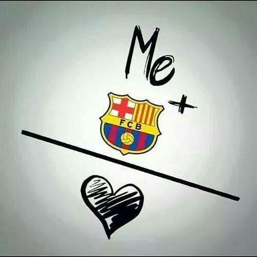 Me + FCB = <3