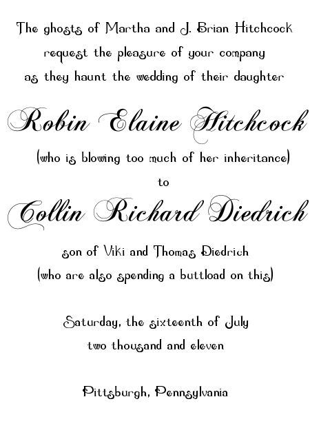 52 best wedding invitations images on Pinterest Invitation ideas - fresh formal invitation to judges
