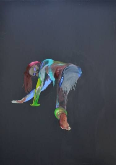 """Saatchi Art Artist Martin Sjardijn; Painting, """"Global X"""" #art"""