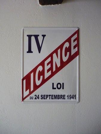 licence IV pour débit de boissons