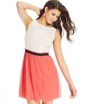 Mstyle lab dresses for juniors