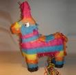 Mexicaanse Ezel Pinata - Pinata's zijn een ideale aanvulling op elk kinderfeestje! Wij leveren pinata's in vele verschillende modellen, compleet gevuld met snoepjes en confetti.