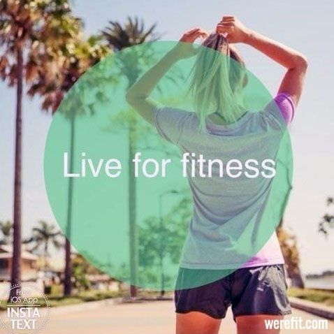 Live For Fitness
