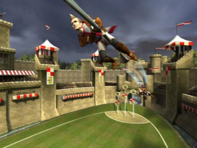 Harry Potter Quidditch World Cup Game Screenshots