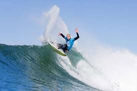 Mick Fanning in Manly