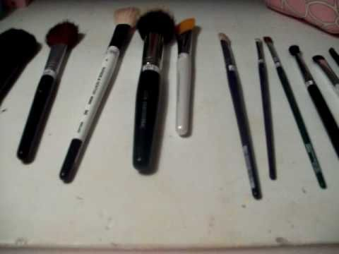 MAC BRUSH DUPES : Alternative brushes that compare to MAC for a lower price