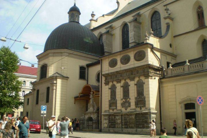 Lvov Old streets