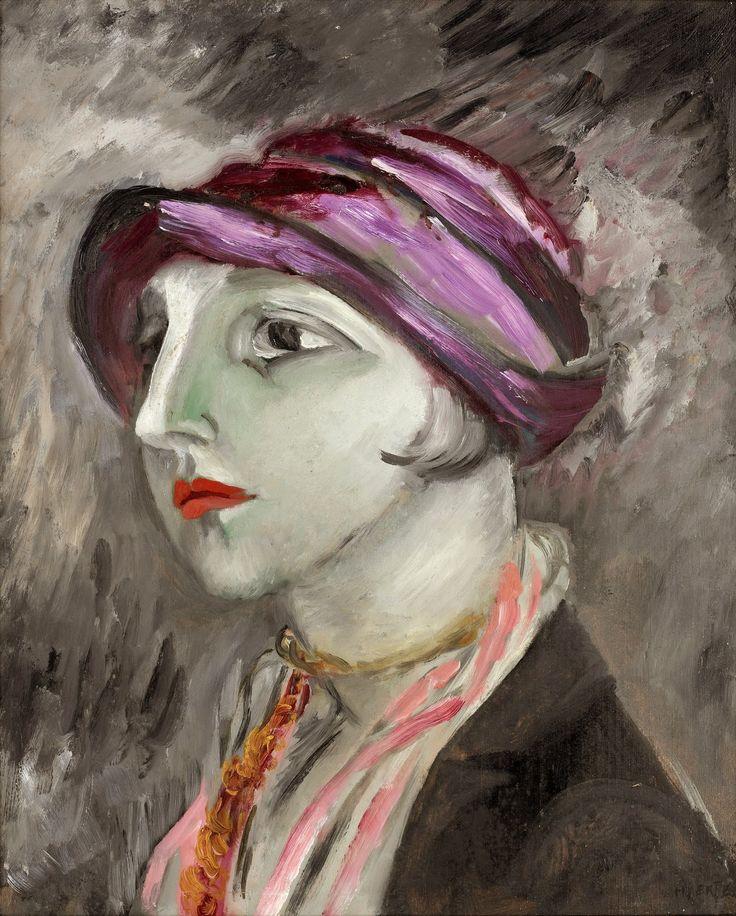Sigrid Hjertén ~ Modern Expressionist