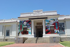 The National Gallery in Cape Town.
