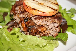 Inside-Out Burger | Paleo | Pinterest | Burgers, Inside Out and Html