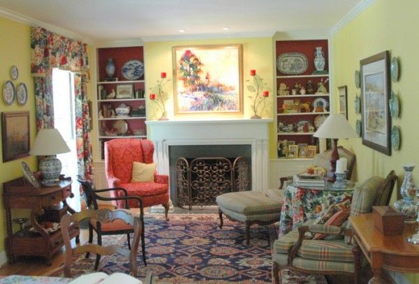 """Rearranging Your Rooms and Re-imagining Your Color Scheme. You gotta see the """"after."""""""