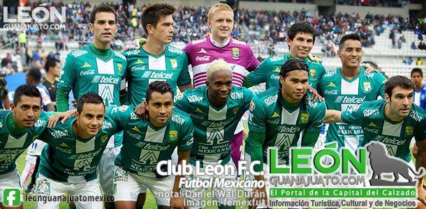 Club León F.C. – Fútbol Club | LEÓN, GUANAJUATO, MÉXICO - LeonGuanajuato.COM