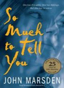95 - So Much To Tell You by John Marsden