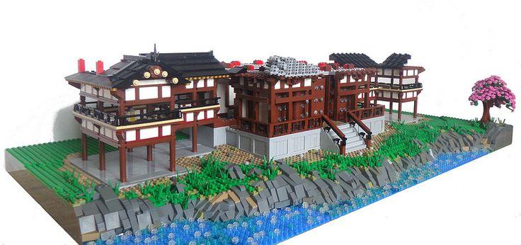 Буддийский Храм WIP...