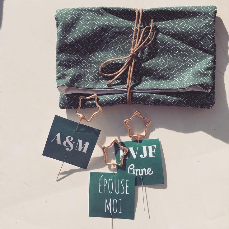 AvecPlaisir Handcraft -Tote Bag EVJF