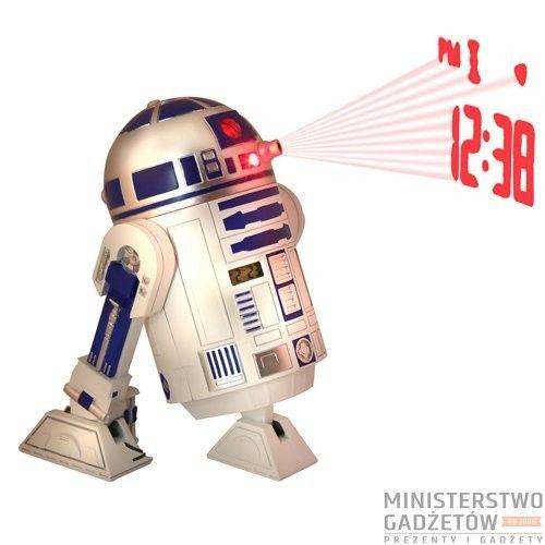 Zegar Star Wars z Projektorem
