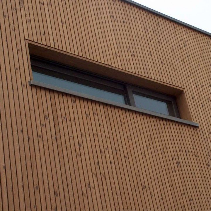 Thermowood Tongue & Groove Cladding