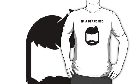 Beard Kids by Bearded Wonder Kid