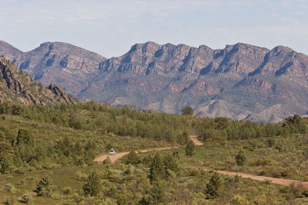 Acraman - Flinders Ranges National Park, South Australia