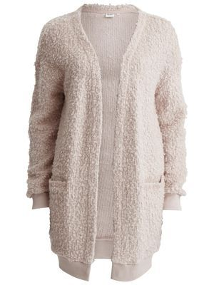 OBJCOSTU - LOOSE FITTED - KNITTED CARDIGAN - Object Collectors Item