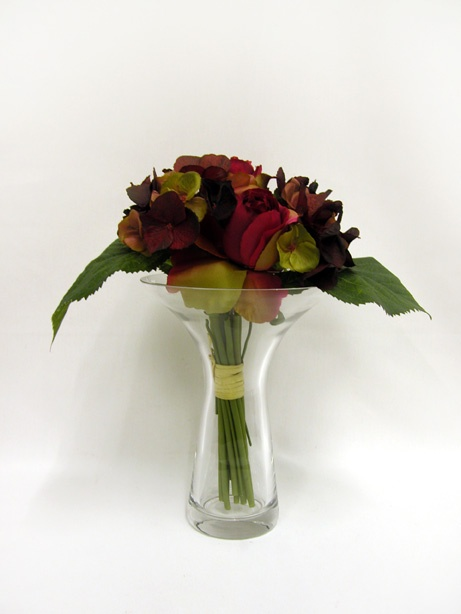 Kensington Glass Posy Vase | General Vases | Country Baskets