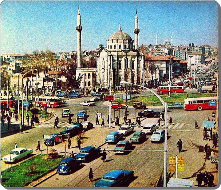 İstanbul'un Eski Haline Birde Böyle Bakın