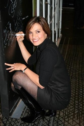 Mariska Hagitay famous Hungarian - American Actress