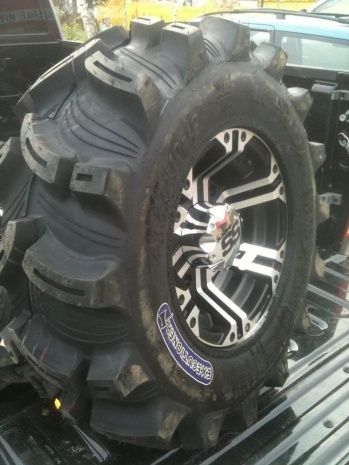 4 Wheeler Tires And Wheels