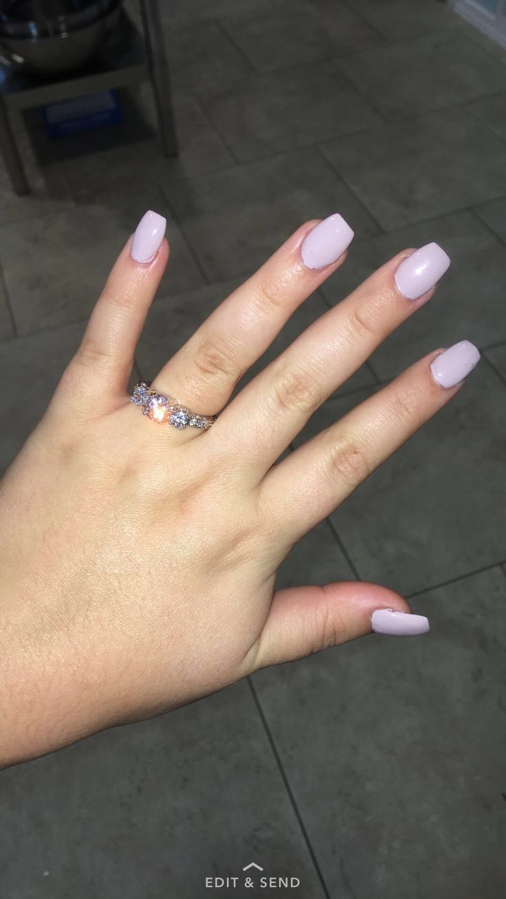 17 best ideas about short square nails on pinterest