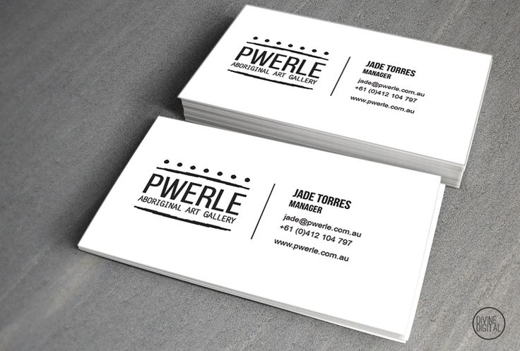 Logo, Business Card and Website designs by Divine Digital