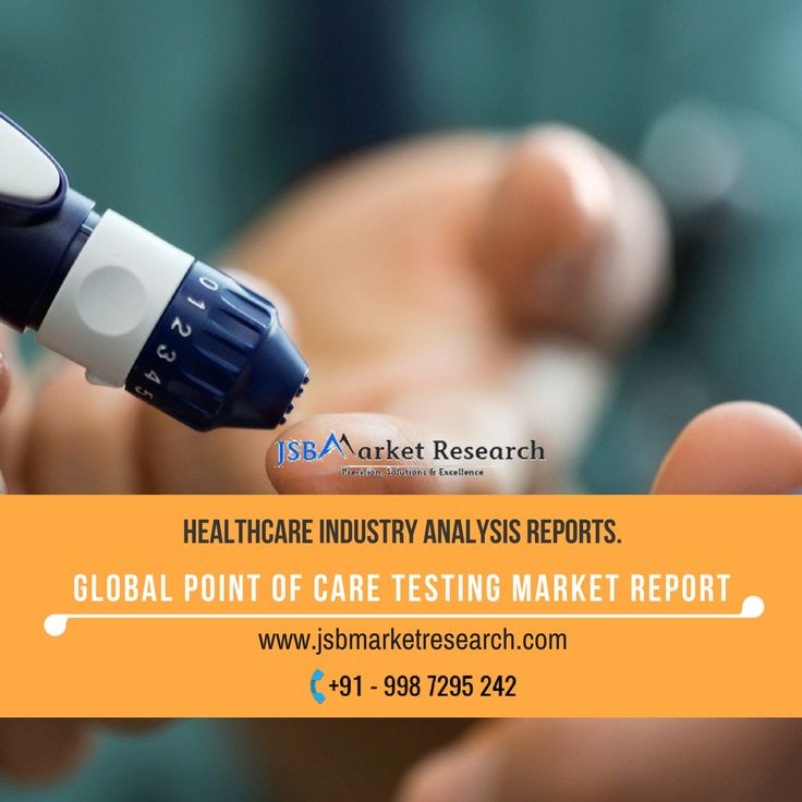 Global Point of Care Testing Market Report | healthcare industry analysis reports.  Point-of-Care testing can be defined as the medical diagnostic testing performed outside the clinical laboratory near to the place where the patient is receiving treatment. This type of testing is performed by non-laboratory personnel and the results are used for clinical decision making. The Point-of-Care tests have immense potential to improve global health, and to eventually reduce public and national…