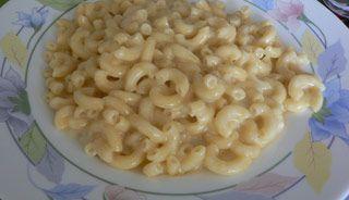 Macaroni au fromage sauce béchamel