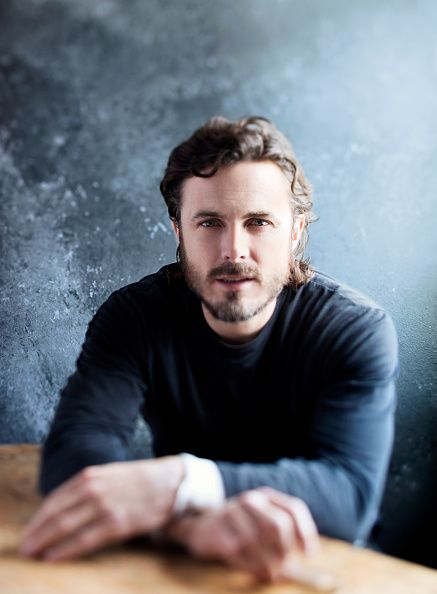 Casey Affleck photographed by Jay L. Clendenin at the 2016 Sundance Film Festival.
