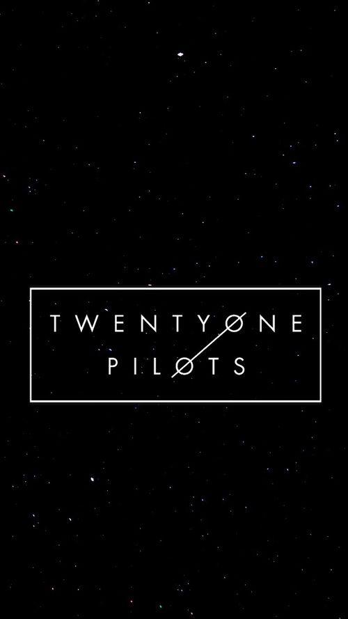 Imagen de stars, twenty one pilots, and black