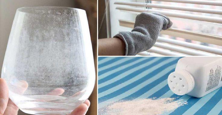 20 tipů jak uklidit domácnost rychle a efektivně