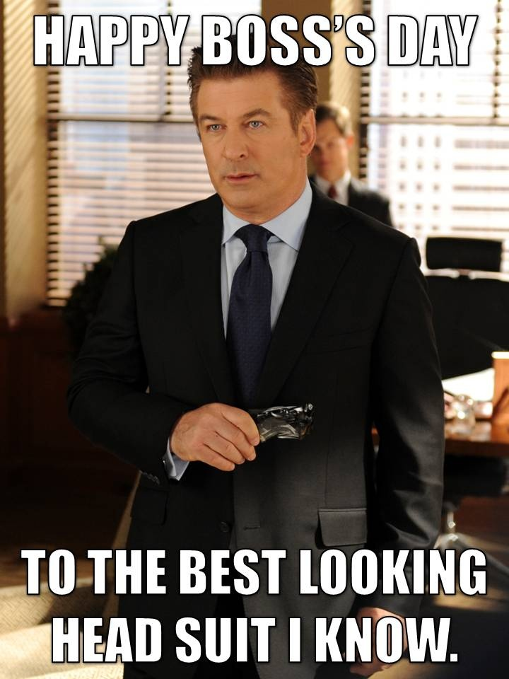 Happy Boss Meme Funny : Happy boss s day jack donaghy from all your friends at