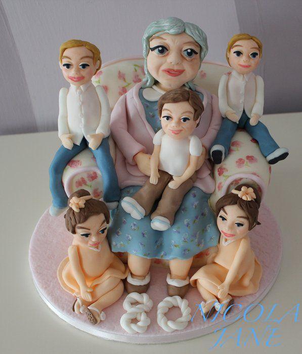 Grandma Cake.