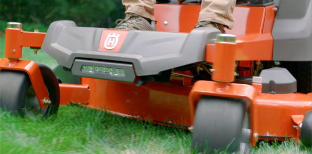 This Old House landscape contractor Roger Cook explains how to use a battery-powered chainsaw.