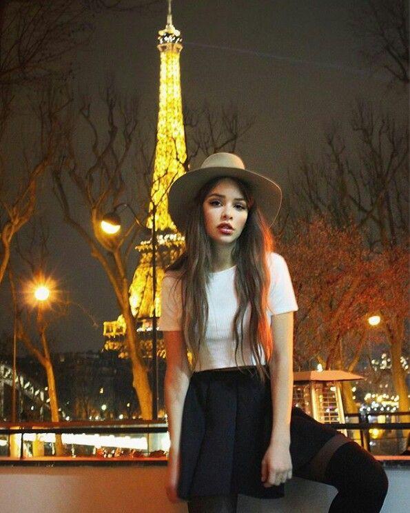 Маша В Париже
