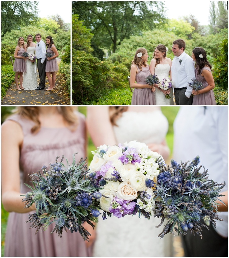 Lavender Bouquet, Lavender Wedding Flowers