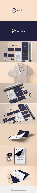 Mahigo Corporate Branding on Behance   Fivestar Branding – Design and Branding Agency & Inspiration Gallery